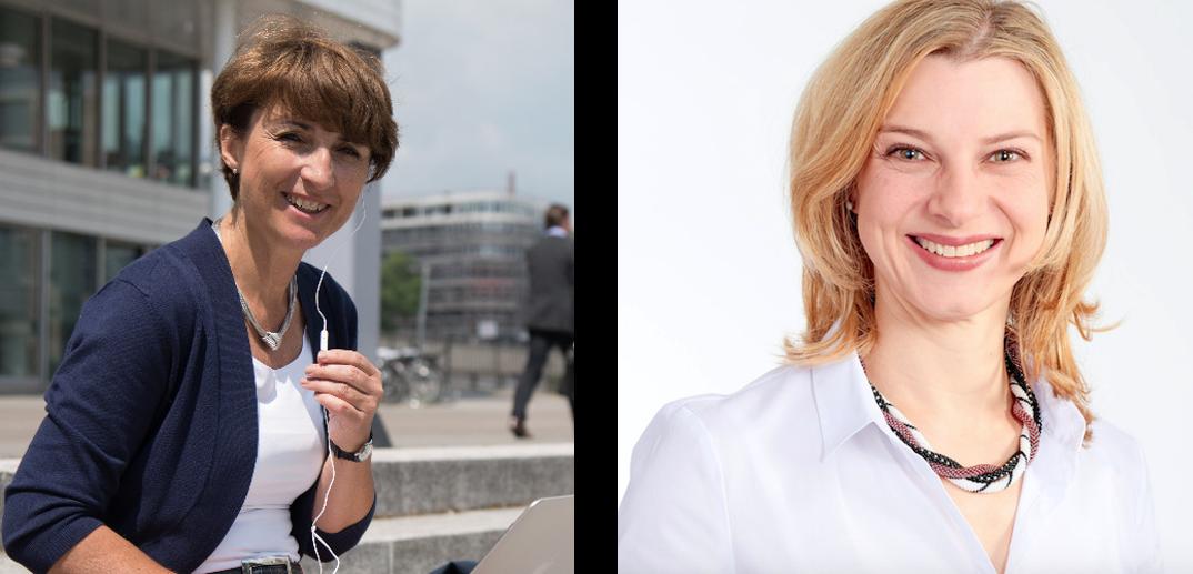 edubreak-Academy-Referentinnen Annette Luickhardt und Eva Hörtrich